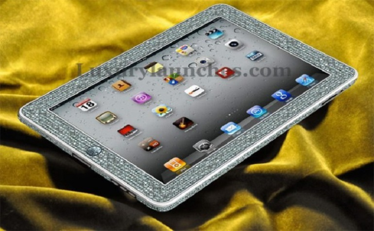 iPad Camael Diamonds