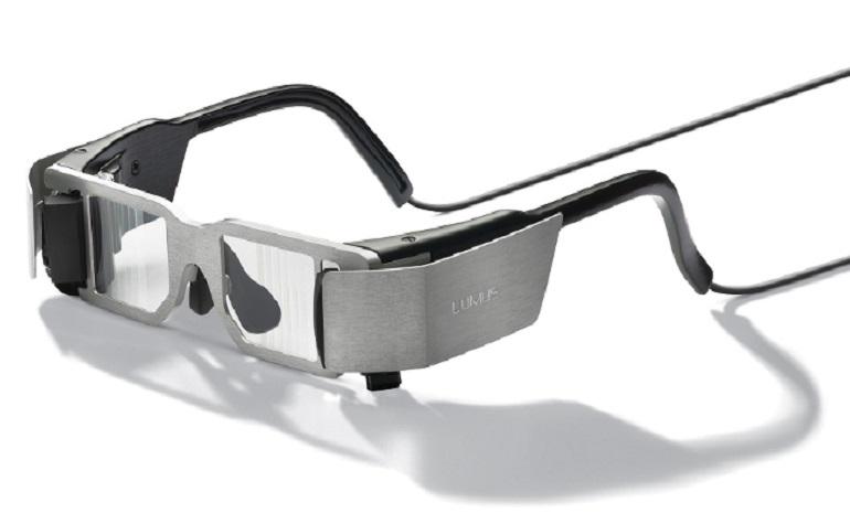 Новые смарт-очки от Lumus