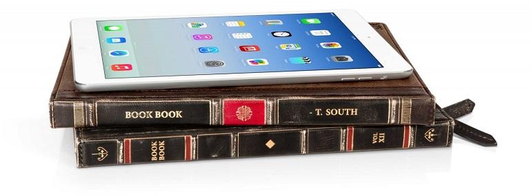 Twelve South запускает чехол BookBook для Ipad Air