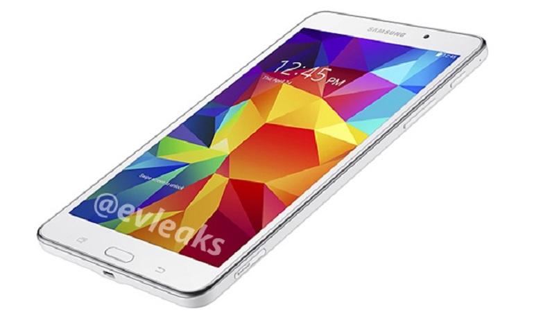 Опубликованы фото Galaxy Tab 4 7.0