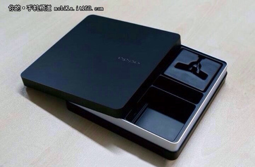 Утечка фото Oppo Find 7