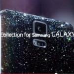 Samsung выпускает в мае Galaxy S5 с кристаллами Swarovski