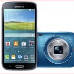 Galaxy K zoom представлен официально
