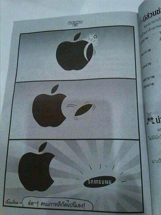 Как появился логотип Samsung