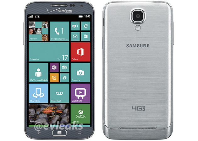 Новый Windows Phone от Samsung выйдет в апреле