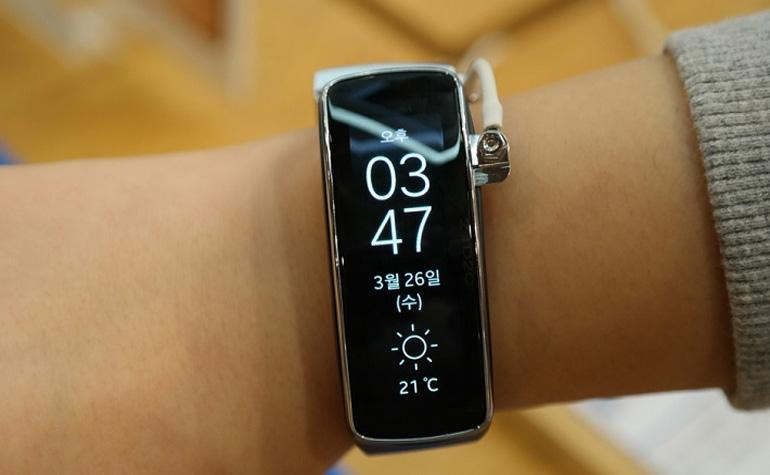 Samsung выпустит обновление для Gear Fit