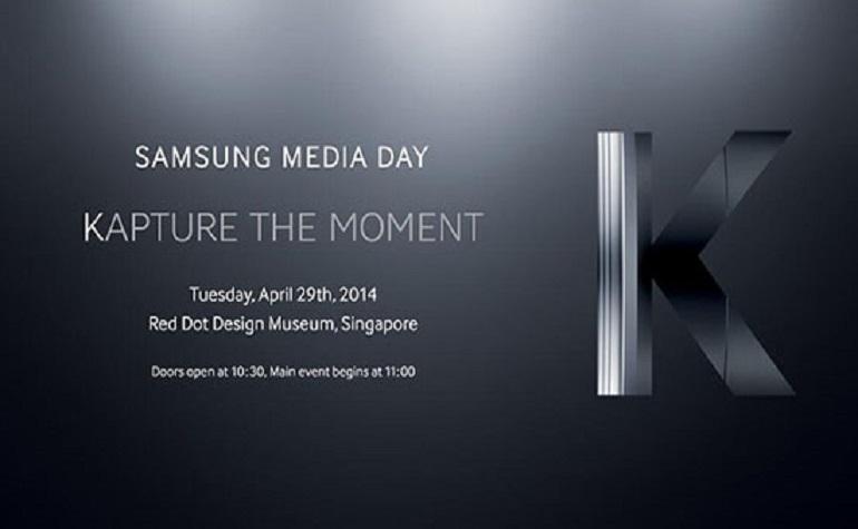 Samsung готовится представить Galaxy K Zoom