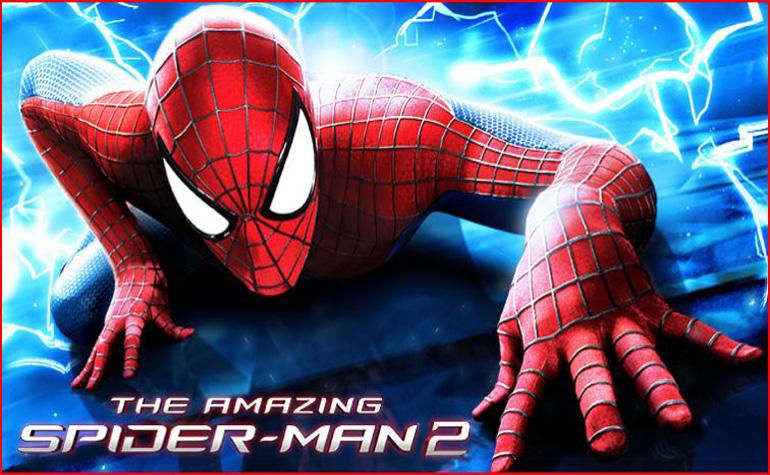 The Amazing Spider-Man 2 выходит 17 апреля