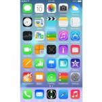Скриншот новой iOS 8 появился в сети