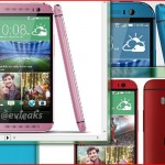 Новые цвета HTC One M8