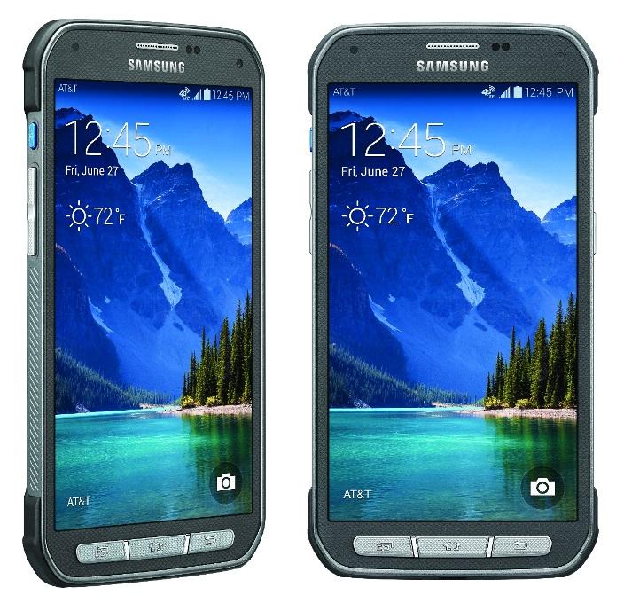 Samsung анонсирует Galaxy S5 Active