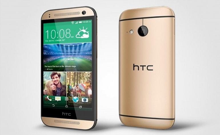HTC One mini 2 объявлен официально