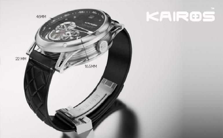 Kairos Watches – гибридные SmartWatch
