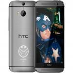 HTC выпустит One M8 с Капитаном Америка