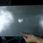 Появилось фото панели 13-дюймового iPad