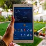 Samsung выпустит планшет Tab S с датчиком отпечатков пальцев