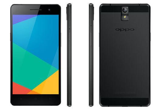 Oppo представила условно 4G-смартфон Oppo R3