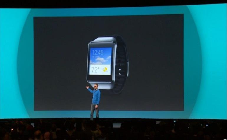 Представлены smartwatch Samsung и LG