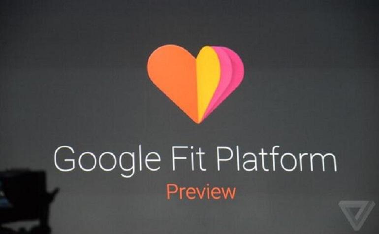 Google представила свою платформу Google Fit