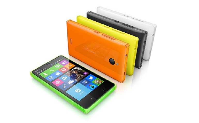 Nokia X2 вышла на рынок