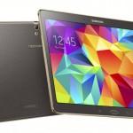 Компания Samsung официально представила планшеты Galaxy Tab S
