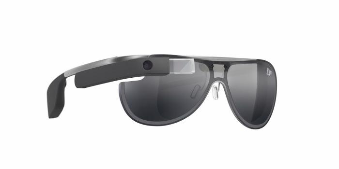 Google занялся дизайном очков в стиле Google Glass