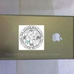 Реальные фотографии деталей iPhone 6