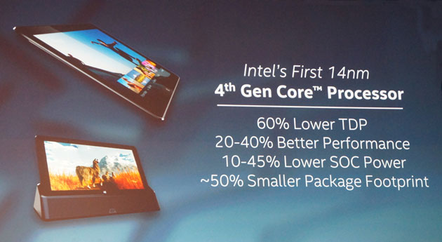 Intel представила неохлаждаемый процессор Broadwell