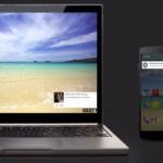 Chrome интегрируется с Android