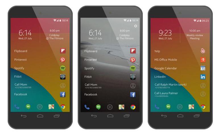 Nokia выпустила новый лаунчер