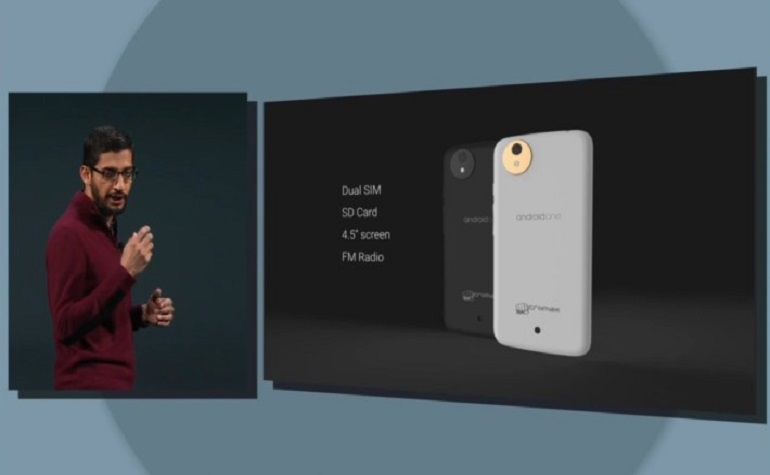 Google работает над бюджетником Android One