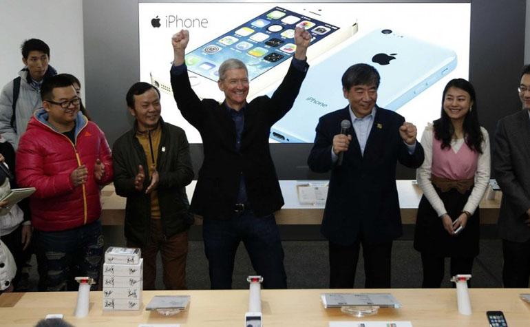 iPhone - угроза для национальной безопасности Китая