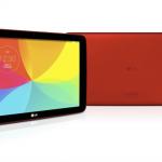 LG выпускает на рынок 10-дюймовый G Pad