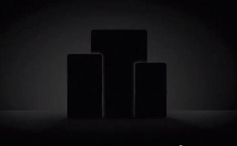 Sony анонсирует два смартфона и планшет