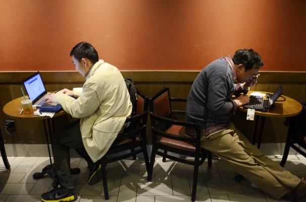 Свободный Wi-Fi в общественных местах запретили