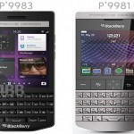 Смартфон от BlackBerry и Porsche