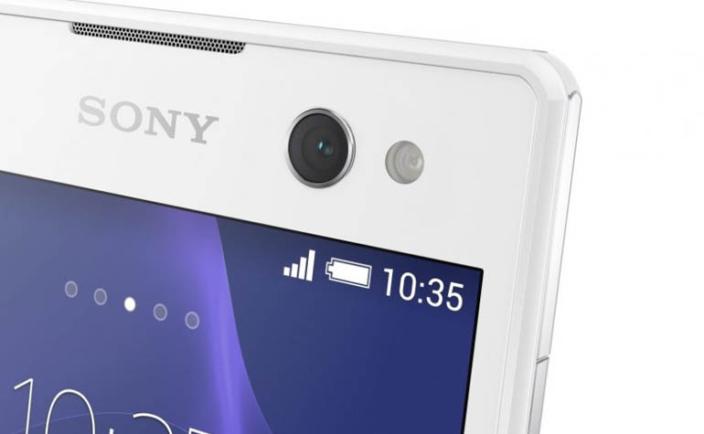 Sony Xperia C3 - смартфон для селфи
