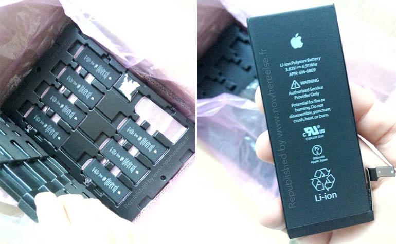 """Аккумулятор iPhone 4,7"""""""