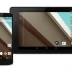 Google снова обновила Android L