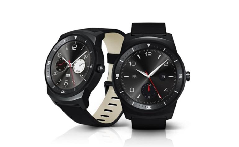 LG представила G Watch R со всеми подробностями