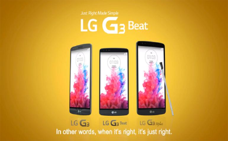 LG G3 Stylus случайно показали