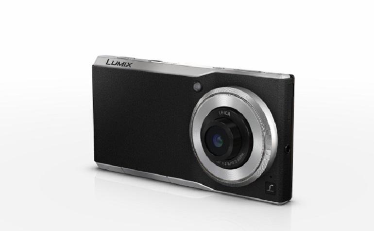 Panasonic представила камерофон Lumix СМ1