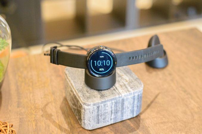 Motorola Moto 360 запущены официально