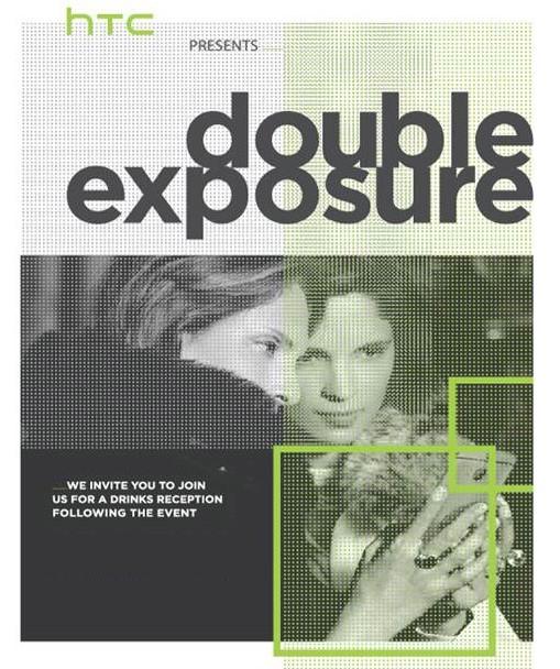 HTC приглашает на Double Exposure