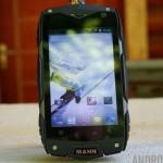 Обзор смартфона для экстремального отдыха MANN ZUG 3