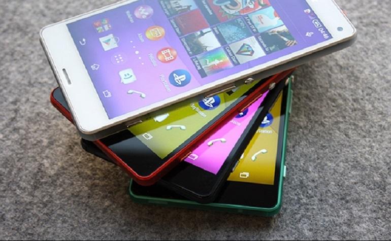 Sony представила Xperia Z3 Compact
