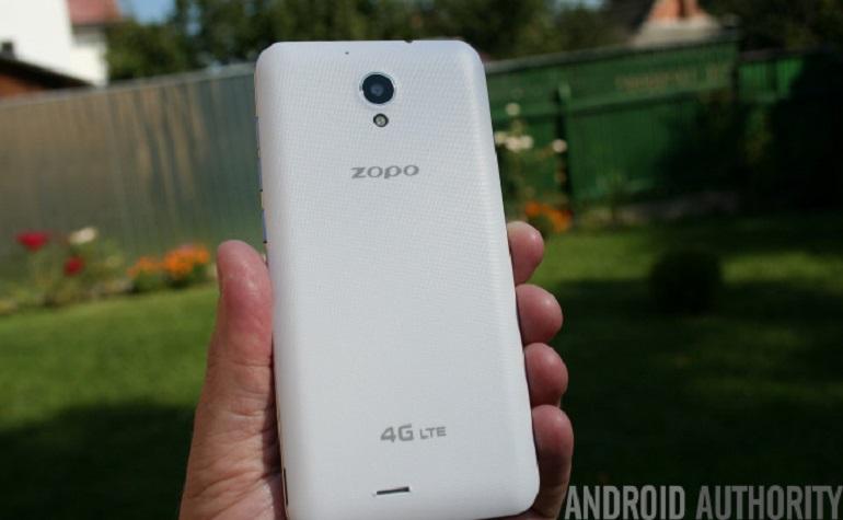Обзор смартфона ZOPO ZP320