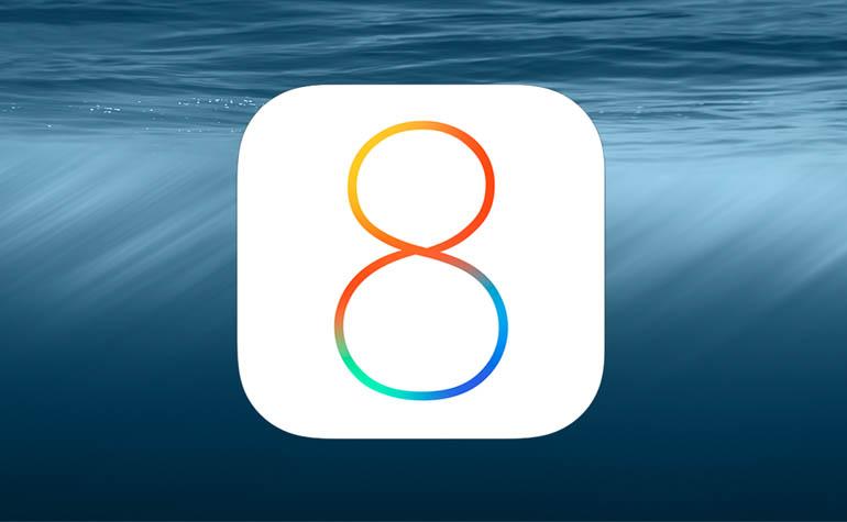 Откатиться с iOS 8 на iOS 7 стало невозможно