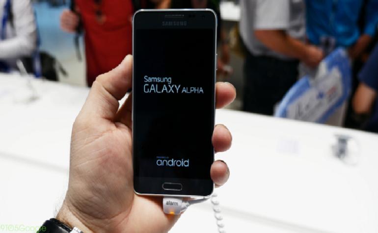 Полный обзор Samsung Galaxy Alpha