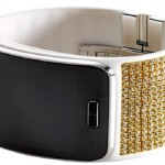 Samsung Gear S теперь с кристаллами Swarovski